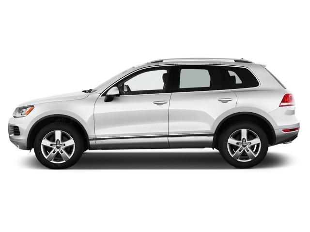 2012 Volkswagen Touareg 4-door TDI Lux *Ltd Avail* Side Exterior View