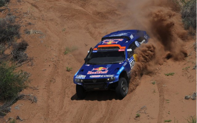 Volkswagen wins 2011 Dakar Rally