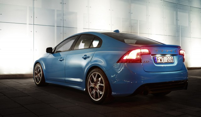 2012 Volvo S60 Polestar performance concept