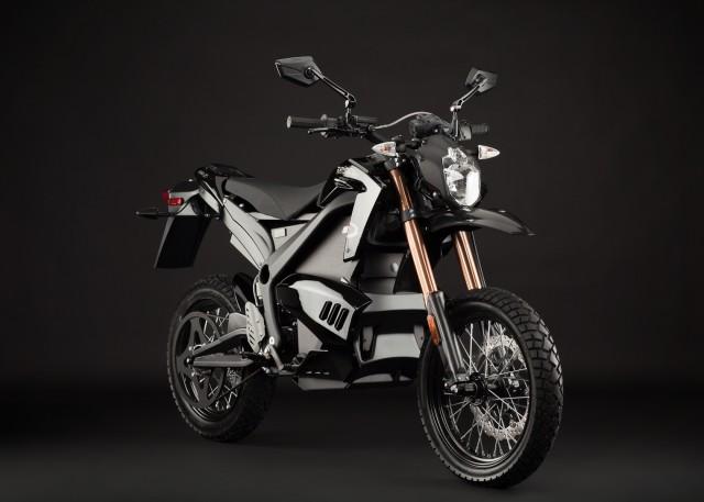 2012 Zero DS electric motorcycle