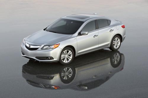 2013 Acura ILX - Hybrid
