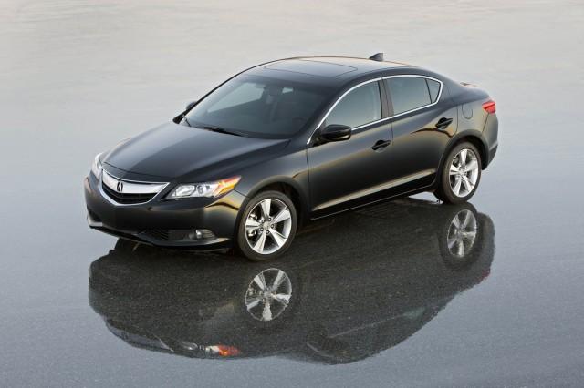 2012 Acura ILX 2.4