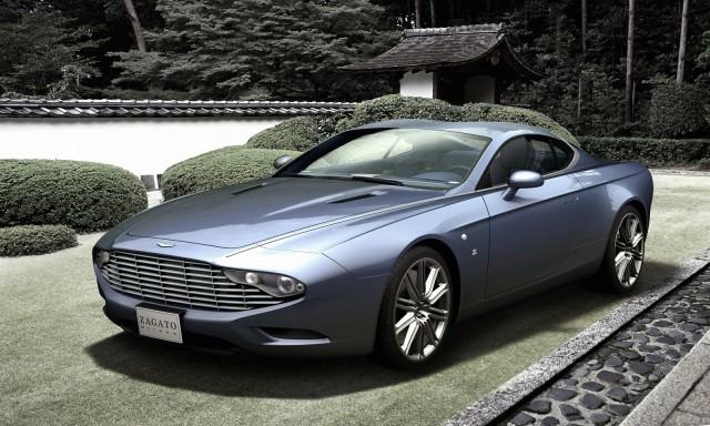2013 Aston Martin DBS Coupe Zagato Centennial