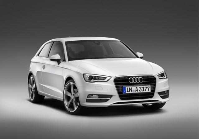 2013 Audi A3 Hatchback leaked images