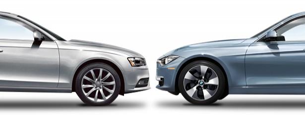 2013 Audi A4 Vs. 2012 BMW 3-Series