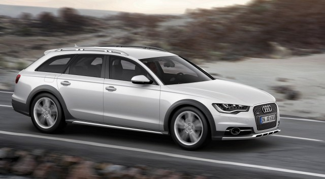 2013 Audi A6 Allroad quattro