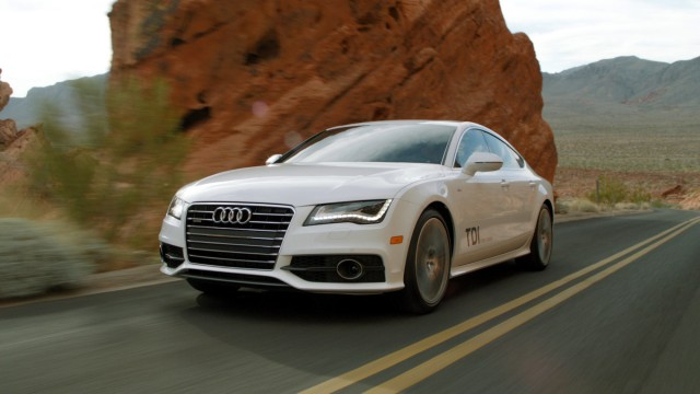 Audi V-6 diesel talks 'progressing well' for October ...