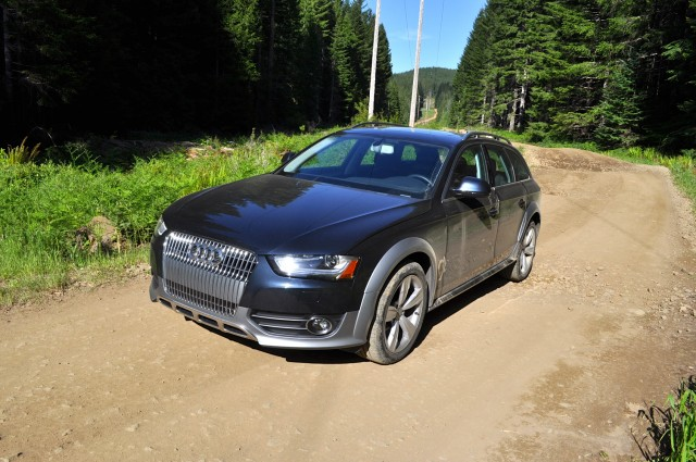 2013 Audi Allroad Off Road: 30 Days Of Allroad