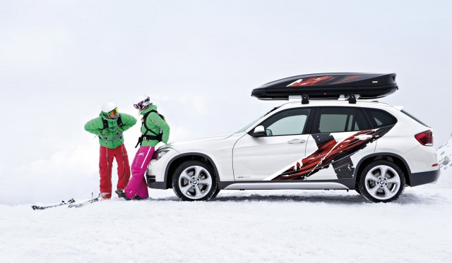 2013 BMW X1 Powder Ride Edition