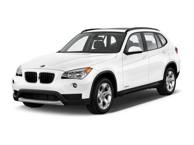2013 BMW X1 RWD 4-door 28i Angular Front Exterior View