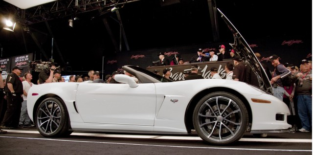 2013 Chevrolet Corvette 427 Convertible that sold for $600,000