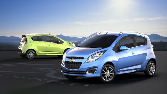 2013 Chevrolet Spark minicar