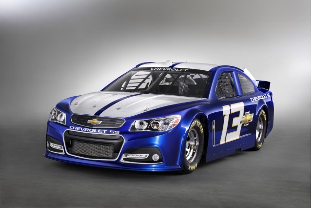 2013 Chevrolet SS NASCAR Sprint Cup car