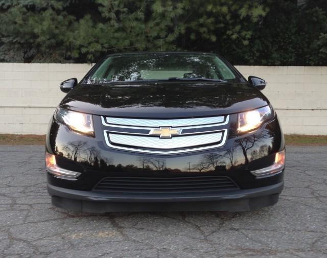 2013 Chevrolet Volt  -  Driven, December 2012