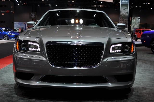 2013 Chrysler 300 SRT8 Core Live Shots