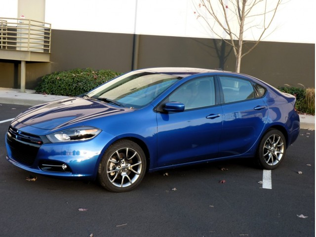 Dodge Dart Turbo >> 2013 Dodge Dart Review, Ratings, Specs, Prices, and Photos - The Car Connection