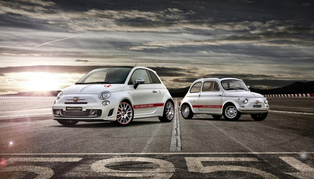2013 Fiat Abarth 595 50th Anniversary Edition