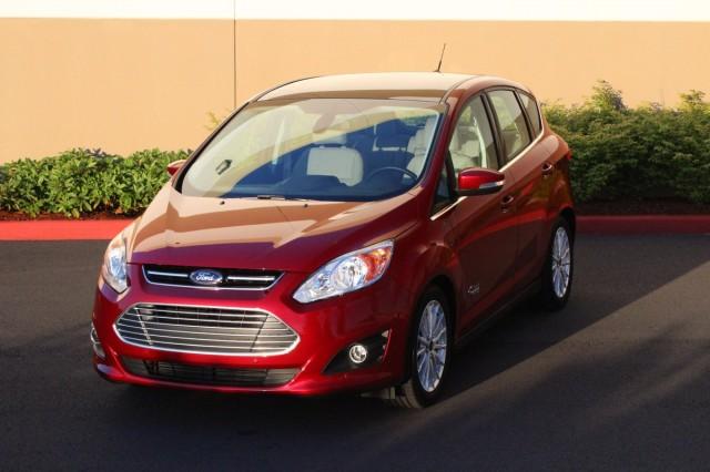 2013 Ford C-Max Energi - Driven, June 2013