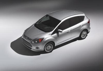 2013 Ford C-MAX plug-in hybrid