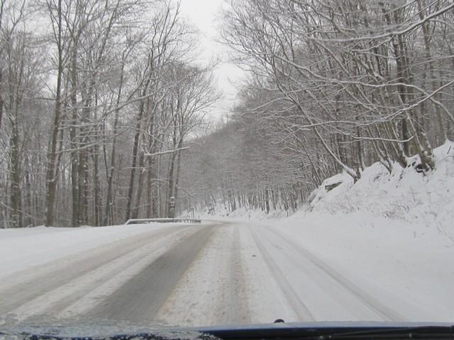 2013 Ford C-Max Hybrid, upstate New York, Dec 2012