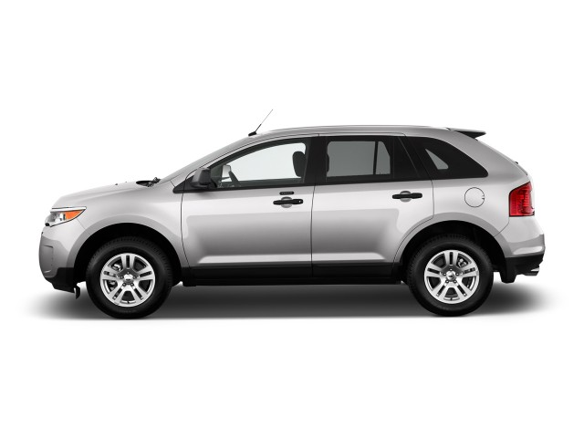 2013 Ford Edge 4-door SE FWD Side Exterior View