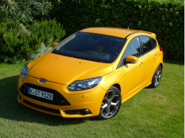 2013 Ford Focus ST  -  First Drive, Southern France, June 2012