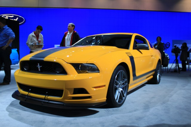 ford to donate another custom mustang boss 302 for charity. Black Bedroom Furniture Sets. Home Design Ideas