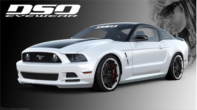 2013 Ford Mustang GT - Built by DSO Eyewear