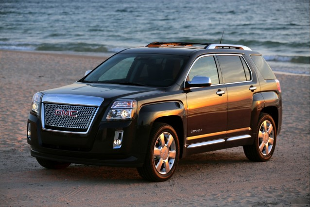 2014 Chevrolet Equinox, GMC Terrain To Get eAssist Hybrid ...