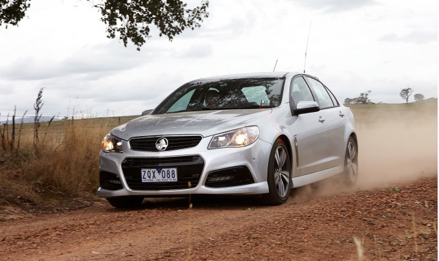 2013 Holden Commodore SSV