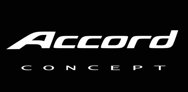 2013 Honda Accord Coupe Concept teaser
