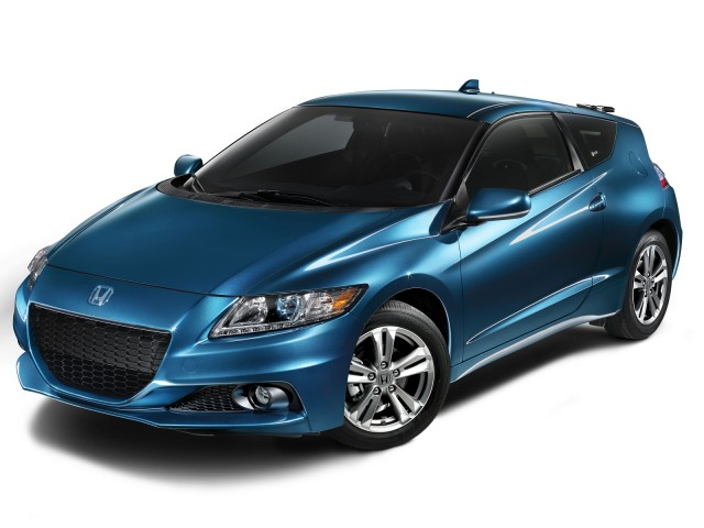 2013 Honda CR-Z EX with Navigation