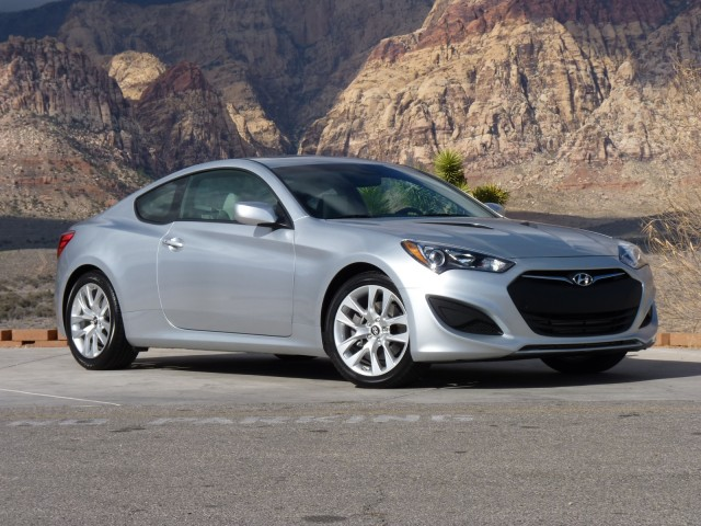 2013 Hyundai Genesis Coupe  -  First Drive, 2/2012