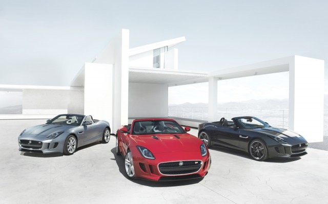 2014 Jaguar F-Type