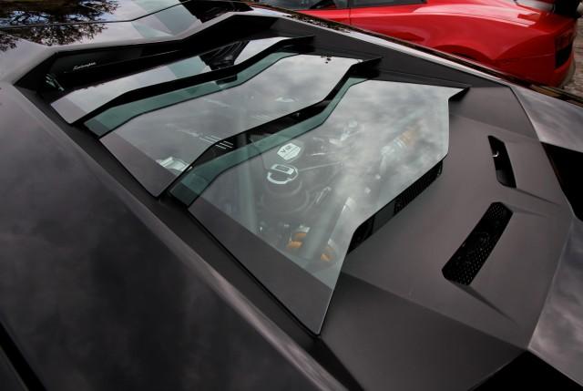 2013 Lamborghini Aventador