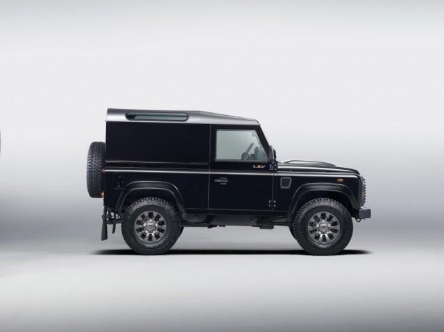 2013 Land Rover Defender LXV