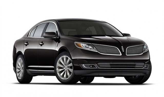 2013 Lincoln MKS Livery