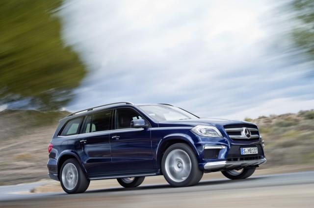 2017 mercedes benz gls diesel on hold facing further epa for Mercedes benz gl diesel