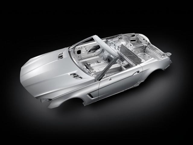 2013 Mercedes-Benz SL-Class technology preview