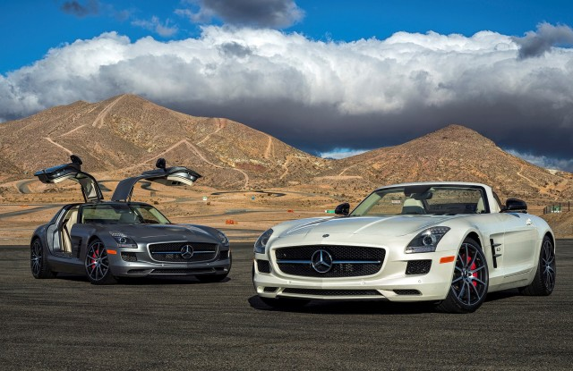 2013 Mercedes-Benz SLS AMG GT first drive