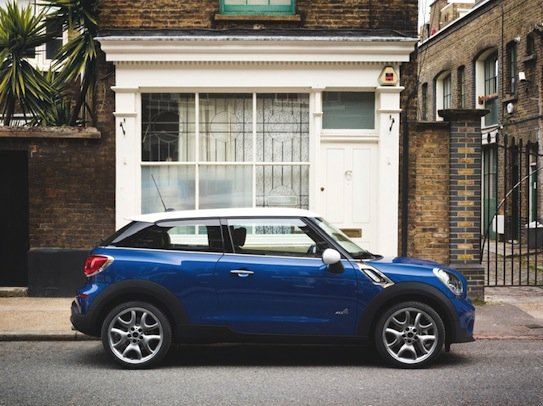 2013 MINI Paceman Coupe