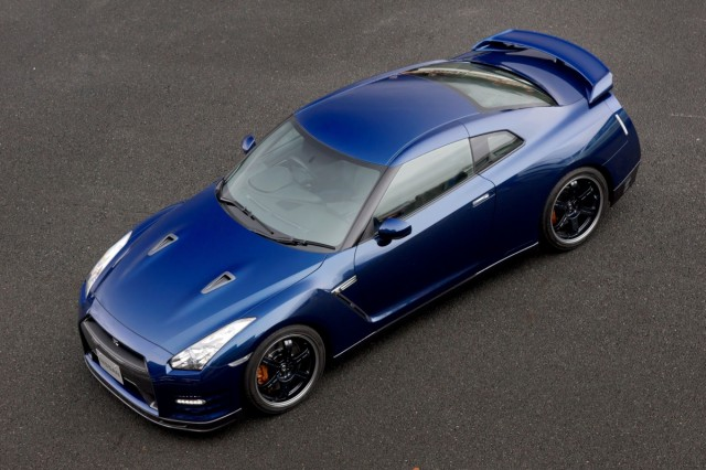 2013 Nissan GT-R with Track Pack