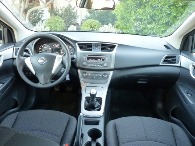 2013 Nissan Sentra S - First Drive, October 2012