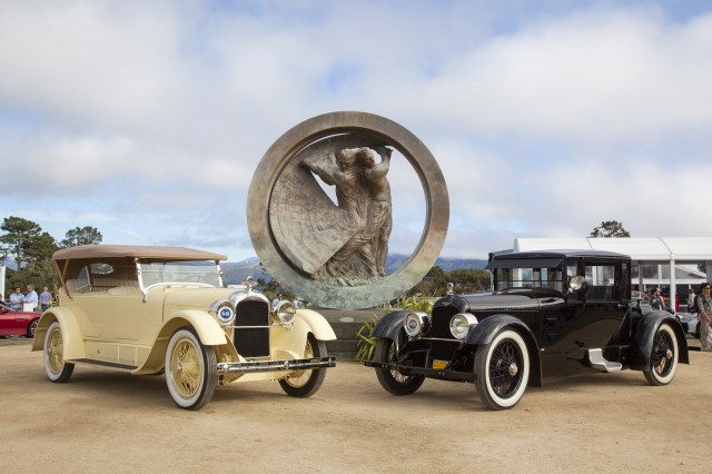 Credit: Kimball Studios, courtesy Pebble Beach Concours d'Elegance