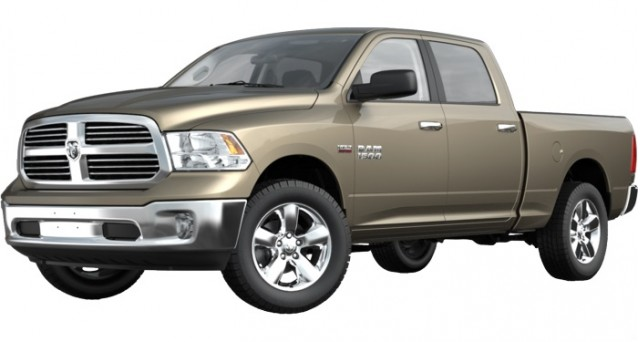 2013 Ram 1500, towing configuration