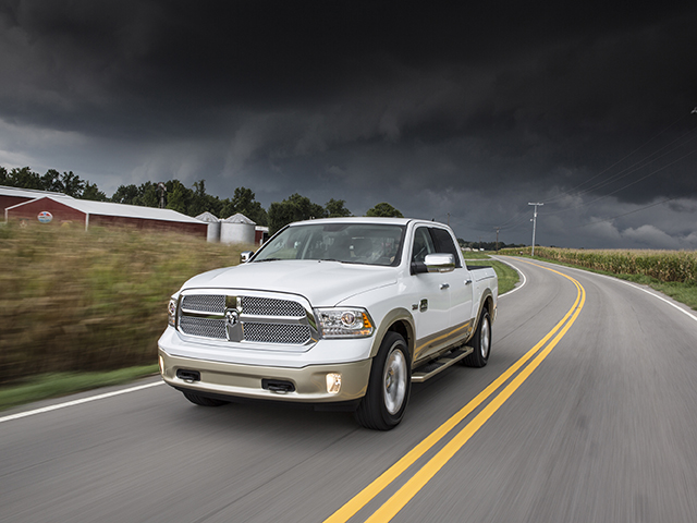 2013 Ram 1500 Recalled For Stability Control Software Glitch