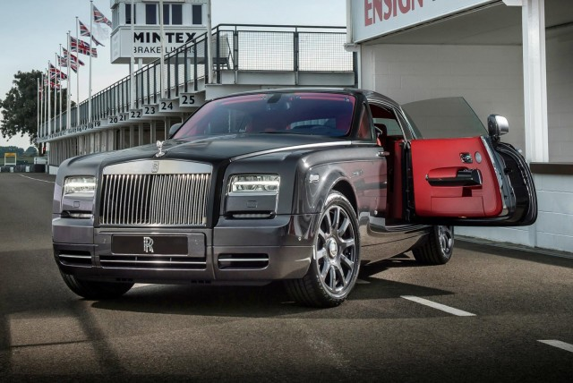 2013 Rolls-Royce Chicane Phantom Coupe