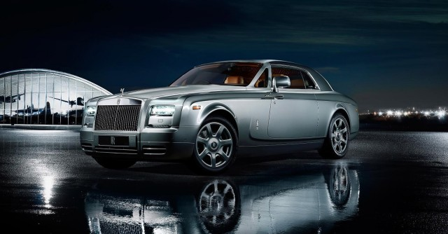 2013 Rolls-Royce Phantom Coupe Aviator Collection
