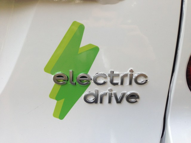 2013 Smart Fortwo Electric Drive - Quick Drive, May 2013