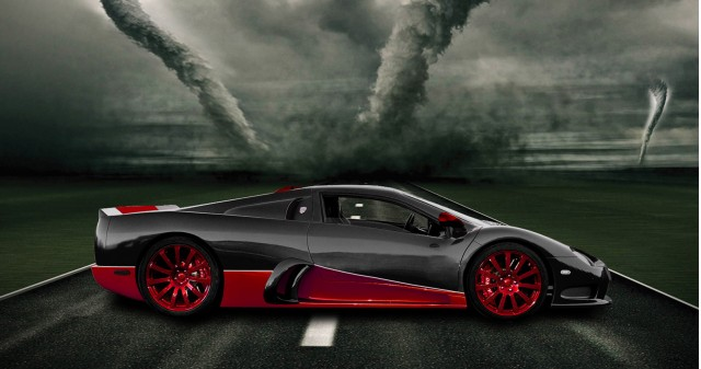 2013 SSC Ultimate Aero XT